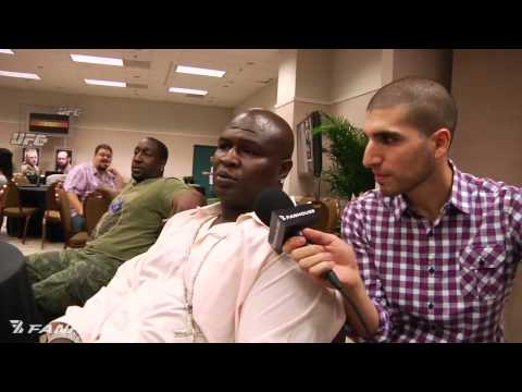 James Toney Goes Off on Randy Couture Dana White at UFC 116