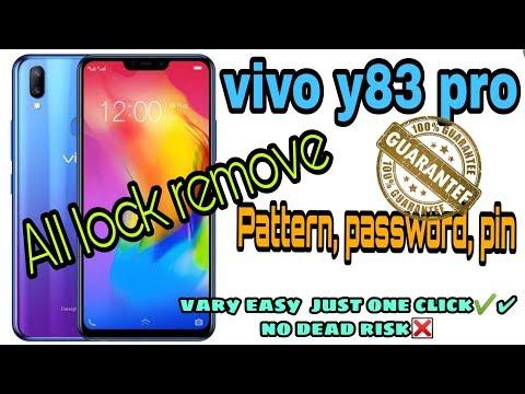 vivo y83 pro (1726) All lock remove   patterm,password,pin,frp   Full tutorial in hindi