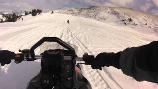 10. Montezuma Sledding - Ski Doo Summit SP 800 e-tec 154