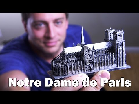 10,000% Timelapse - NOTRE DAME by ICONX