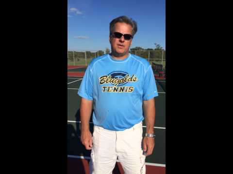 Women's Tennis Head Coach After Tuesday's Match vs River Falls
