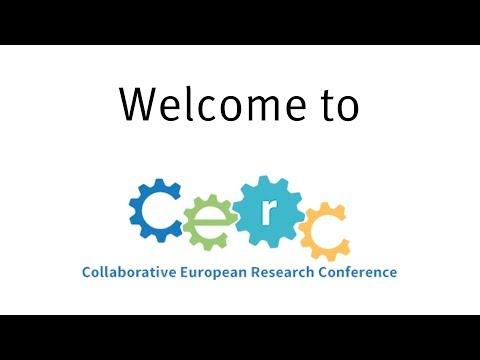 CERC Conference
