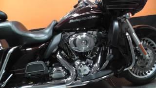 10. 616647 - 2011 Harley Davidson Road Glide Ultra FLTRU - Used motorcycle for sale