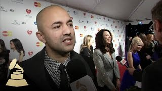 RedOne on the Red Carpet at MusiCares Person Of The Year | GRAMMYs