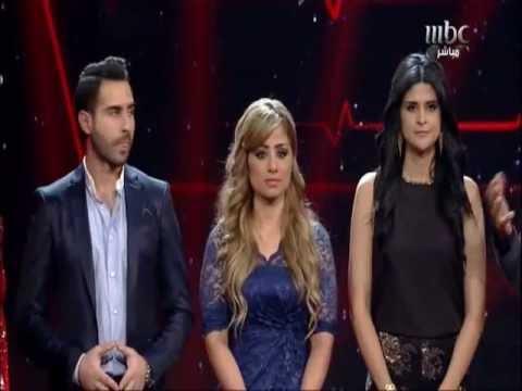 خروج برواس حسين وسلمى رشيد من Arab Idol