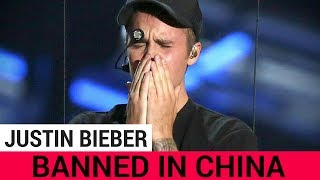 Subscribe to Hollywire for The Latest Pop and Music News Updates!  http://bit.ly/Sub2HotMinuteJustin Bieber's Chinese fans are not going to be able to see him perform live, until he straightens up a little more! China has banned the Biebs from performing on the mainland and they just explained why.Visit our website for all things celebrity  http://www.hollywire.com/Follow Hollywire!  http://bit.ly/TweetHollywireSend Carly a Tweet!  https://twitter.com/carlyhenderson_Follow Carly on Instagram!  https://www.instagram.com/carlyhenderson_/?hl=en