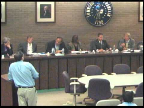 Franklin Township NJ (Somerset County) April 28, 2015 Township Council Meeting