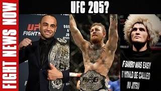 UFC 205: Alvarez vs. McGregor or Nurmagomedov, Plus 5 Fights Added on Fight News Now by Fight Network