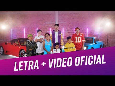 LETRA + VIDEO OFICIAL *NO SOMOS LOBOS* FEDE FT LA VECIBANDA