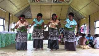 Fiji 2014 - A Traditional Meke [HD] - August 30, 2014