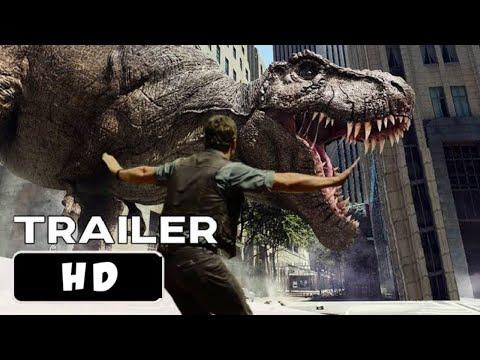 Jurassic World 3   Extinction (2021)   First Look Trailer   Concept Chris Pratt Dinosaur Movie