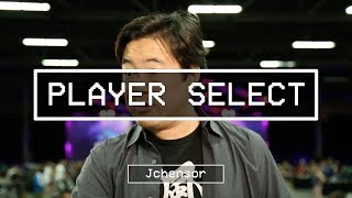 Player Select features pro gamers, talent, and OGs from the floor of EVO 2017. Featuring James Chen on Day 2.----------------------------------------------------------------------This is Red Bull eSports; your digital source for the latest news, tournament coverage, interviews, video features, and broadcasts for the Red Bull competitive gaming family.Follow us on Twitter: https://twitter.com/redbullesportsLike Red Bull eSports on Facebook: https://www.facebook.com/redbullesports/Subscribe: http://win.gs/SubToeSports