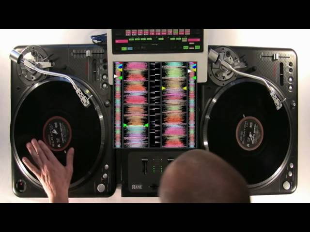 Serato Beat juggle via vinyl or cue points