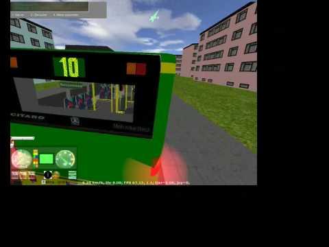 VBus Bus Simulator Video 2