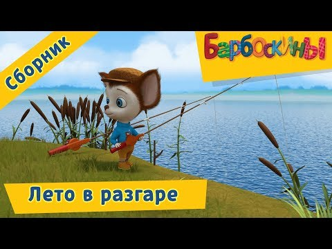 Лето в разгаре - Барбоскины