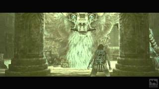 Shadow of the Colossus - Ueda's alternate ending