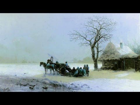 Russian Folk Music - Russian Winter