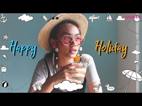 Holiday Madness: Aksesori Lucu Untuk Liburan Seru