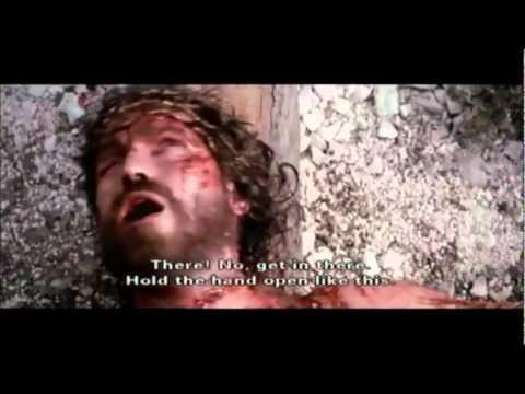 Crucified Scene
