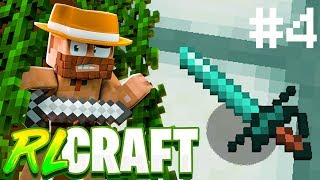 """""""THIS WEAPON IS ACTUALLY INSANE""""   Minecraft RLCRAFT Episode 4"""