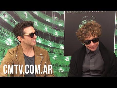 Babasónicos video Repuesto de fe - Entrevista | Junio | 2017