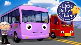 Wheels On The Bus | Part 9 | Little Baby Bum | Nursery Rhymes for Babies | Videos for Kids