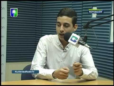 Entrevista a Juan Fersaca La Verdad en Radio TV
