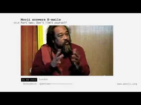 Mooji Answers: The Battle for Freedom