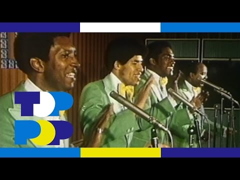 The Drifters - Kissin' In The Back Row Of The Movies • TopPop