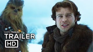 Video SOLO: A STAR WARS STORY Official Trailer (2018) Han Solo Movie HD MP3, 3GP, MP4, WEBM, AVI, FLV Maret 2018