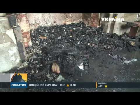 На Львівщині сталася пожежа у старовинній церкві