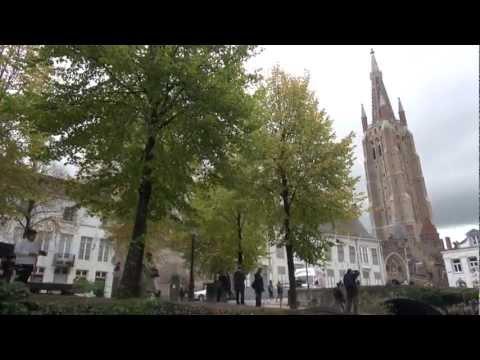 Brugge stads impressie