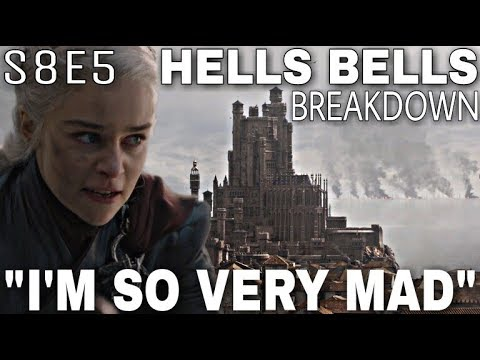 Game Of Thrones Season 8 Episode 5 Is PROOF D&D Are The WORST WRITERS In History - Thời lượng: 37 phút.