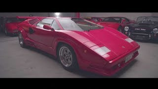 Lamborghini Countach 25th Anniversary Is Amazing -- /DRIVEN by DRIVE