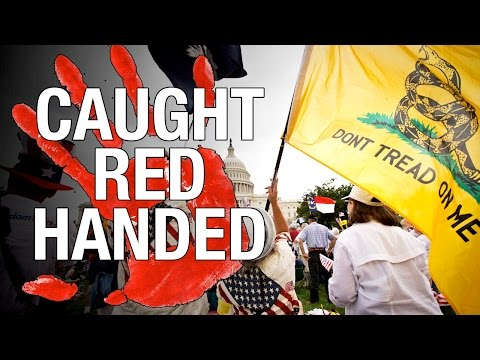 Papantonio: The Tea Party's Charity Swindle