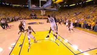 Top 5 NBA Plays: 2015 Finals Game 2 -