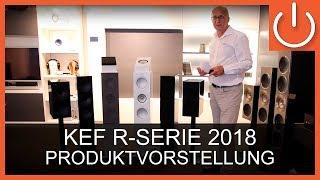 Produktvorstellung KEF R Serie 2018 - THOMAS ELECTRONIC ONLINE SHOP -