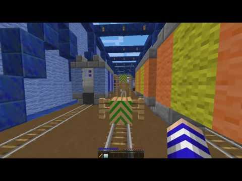 Subway Surfers в МАЙНКРАФТ!: Играем в Сабвей Сёрф в майнкрафте! (видео)