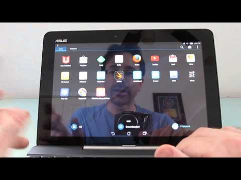 Asus Transformer Pad TF103C 2-in-1 Android tablet review