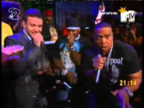 50 Cent Ft. Timbaland & Justin Timberlake - Ayo Technology (Live in MTV 2007)