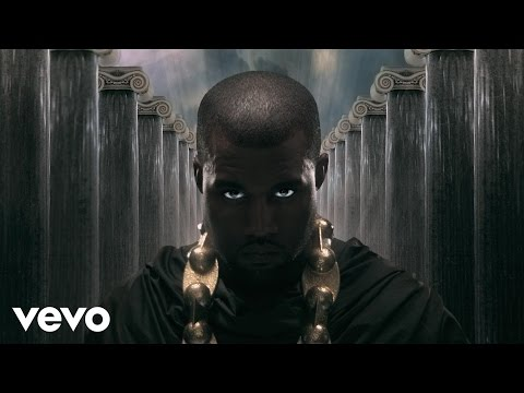 Kanye West - POWER (видео)