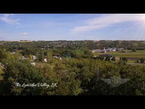 Lumsden Drone Video