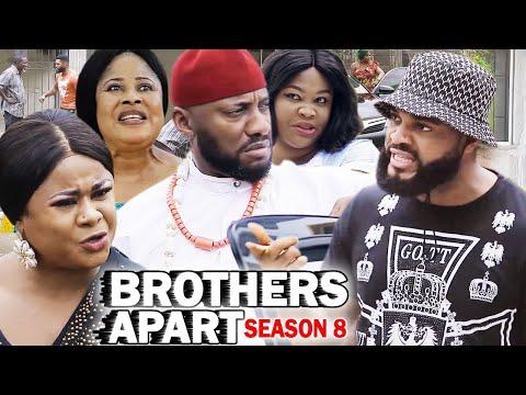 BROTHERS APART SEASON 8 - Yul Edochie New Movie 2020 Latest Nigerian Nollywood Movie Full HD