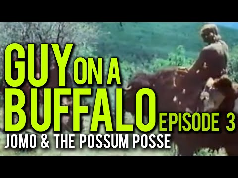Guy On A Buffalo - Episode 3