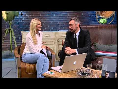 Sebstian - Zu Gast bei NRW-Live: Der Kabarettist, Moderator und Entertainer Sebastian Pufpaff !