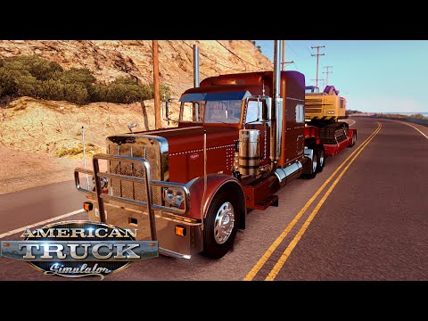 Modified Peterbilt 389  ATS BETA v1.11