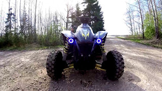 4. ATV Polaris 500cc | LIFE IS BETTER WHEN YOU HAVE ATV!!! | Polaris Scrambler 500cc 4x4