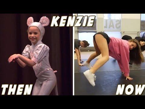 Mackenzie Ziegler ★ Dance Evolution From 6 to 14