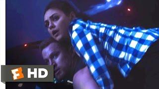 Jupiter Ascending (2015) - Spaceship Chase Through Chicago Scene (2/10) | Movieclips