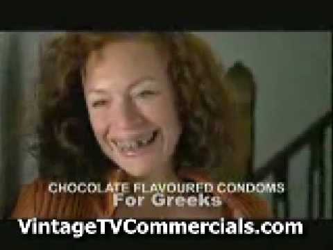 Banned CHOCOLATE CONDOM Commercial Ad